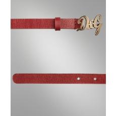 D&G skinny belt