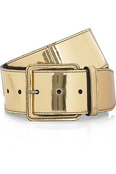Miu Miu Metallic Belt