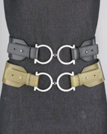 D&G equestrian belt