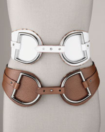 Ferragamo equestrian belt