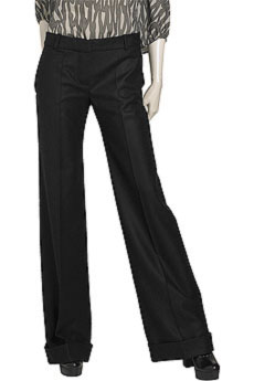 Chloe wide leg pants