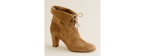 Hope Hearts: J.Crew Sahara Boots for Spring!