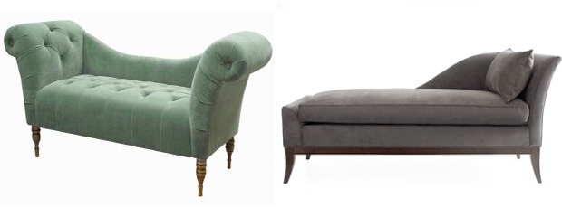 Home style help hope choose a chaise lounge hope reflected for Another name for chaise lounge