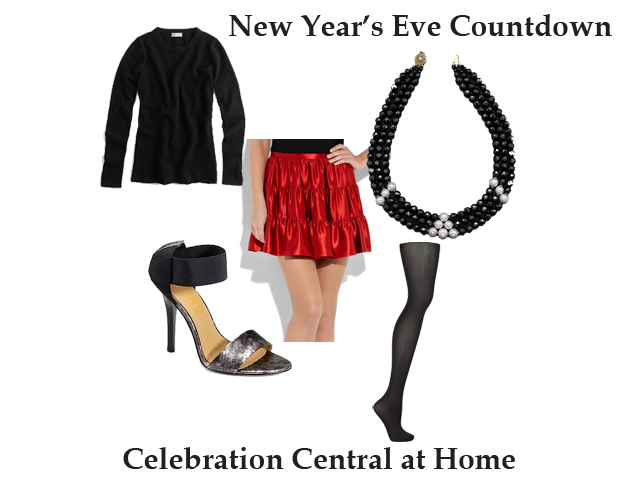 New year 39 s eve countdown celebration at home ideas - New year celebration at home ...