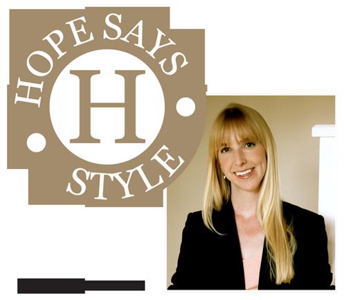 Hope Says Style logo