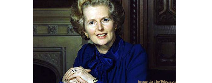 Get Inspired by Margaret Thatcher