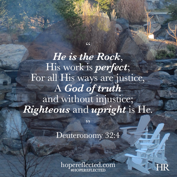 encouraging verse God's attributes