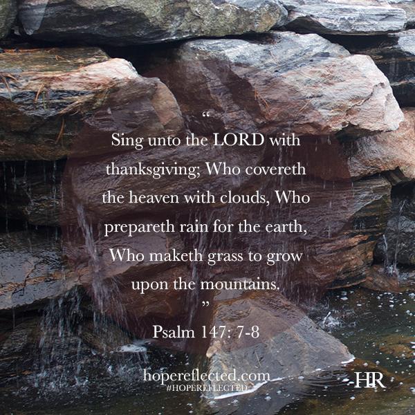 psalm 147 encouragement