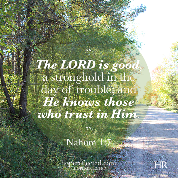 encouragement, the Lord is good, God's goodness