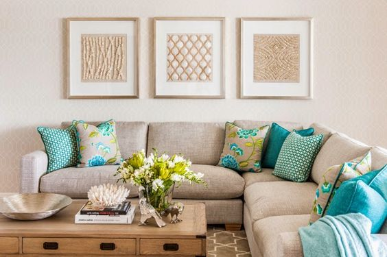 lighten up your home cushions