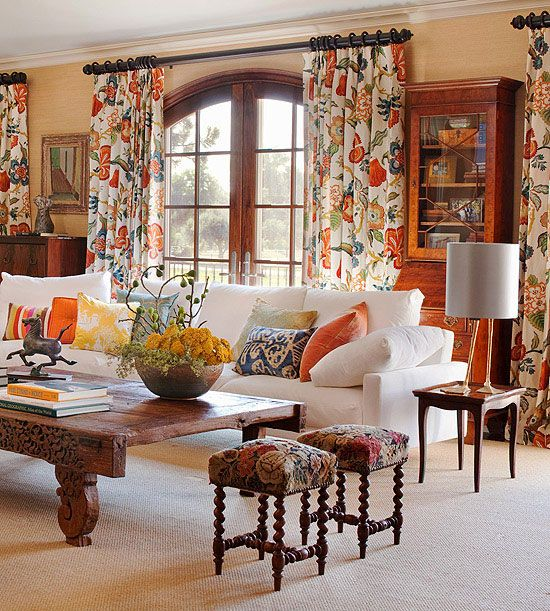 ways to add pattern to your home